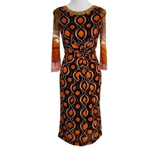Anthropology Blank London Dress